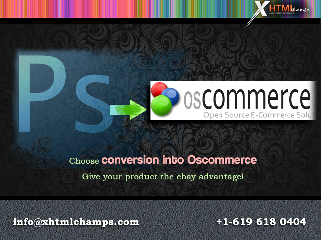 psd to oscommerce