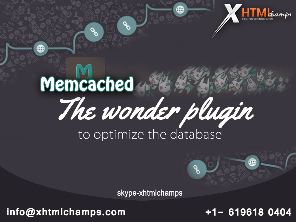 memcached for Xhtmlchamps