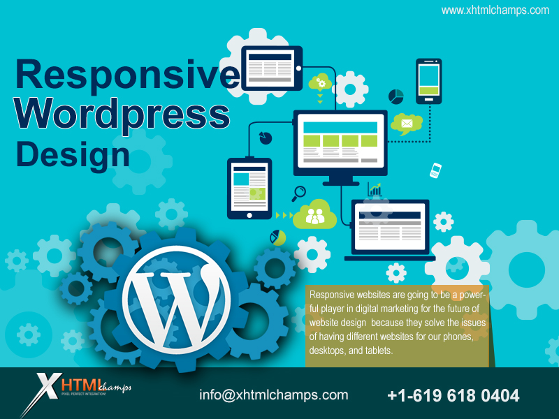 responsive wordpress design
