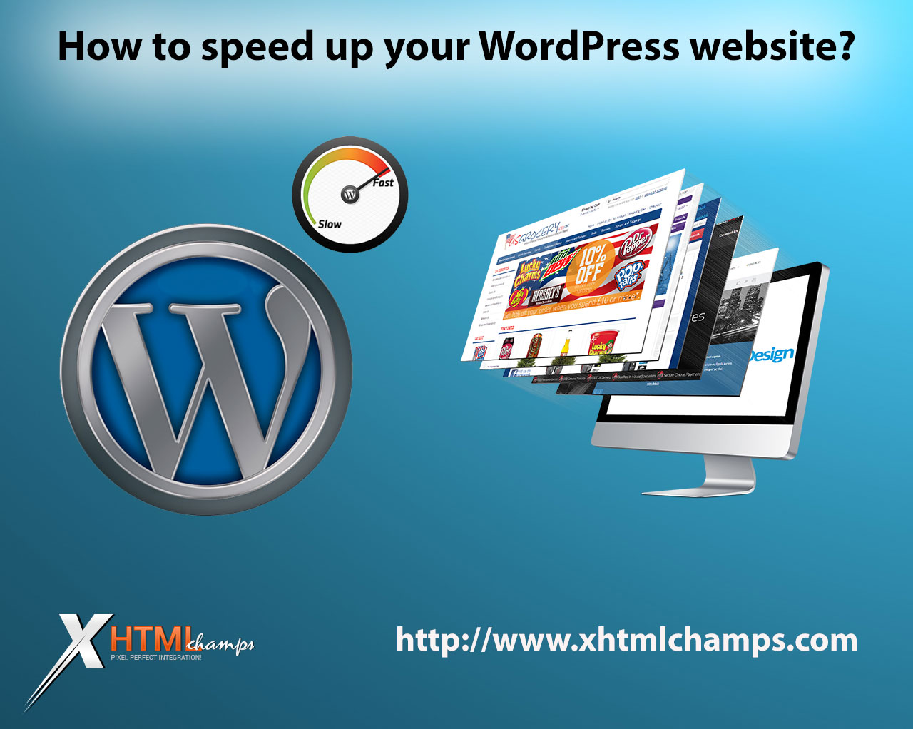 Optimize wordpress website for