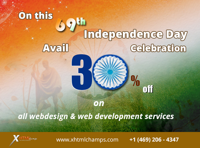 Independance Day offers