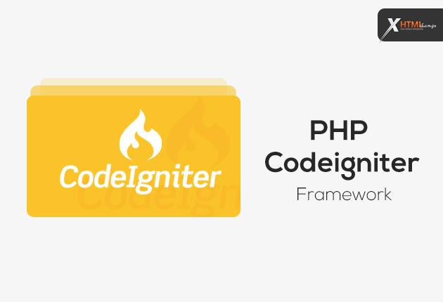 PHP CodeIgniter Framework