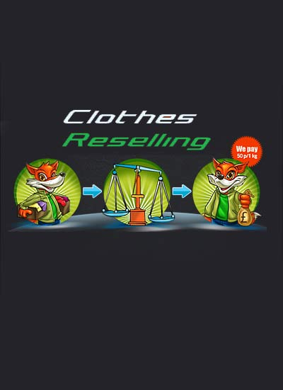 clothes reselling case-study