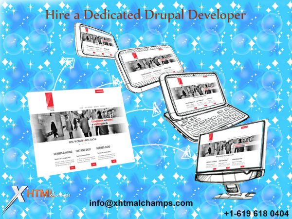 hire a dupal developer