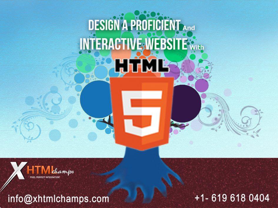 design wth html5